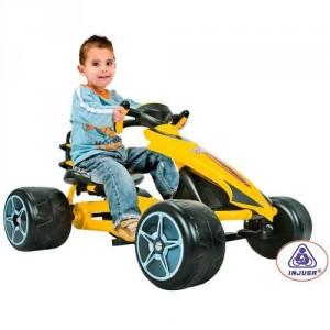 Kart à pédales Go Kart Flecha