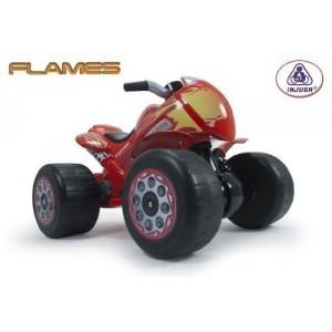 Quad Flames 6V