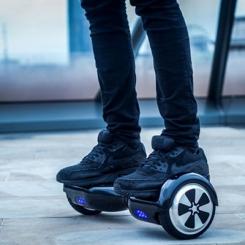Hoverboard, gyropode : un nouveau mode de déplacement fun et high tech !