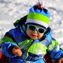 Partir au ski avec des petits, c'est possible !