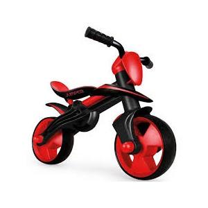Draisienne Balance Bike Jumper noire