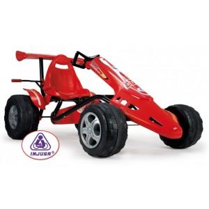 Kart à pédales Go Kart Monster