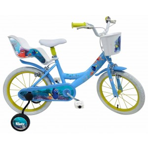 Vélo Le monde de Dory 16 pouces