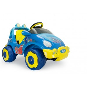 Voiture racing Le Monde de Dory 6 V