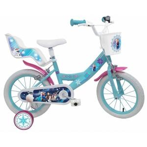 Vélo La Reines Des Neiges (Frozen) 14 pouces