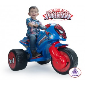 Trimoto Waves Ultimate Spiderman 6V