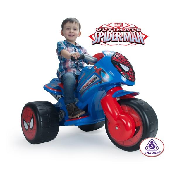 Trimoto Waves Ultimate Spiderman 6V