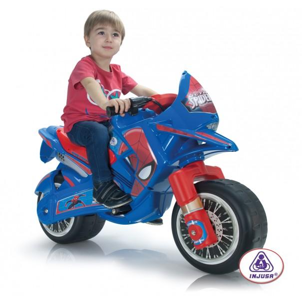 Moto Claws Ultimate Spiderman 6 V