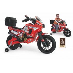 Moto électrique 6V Dakar