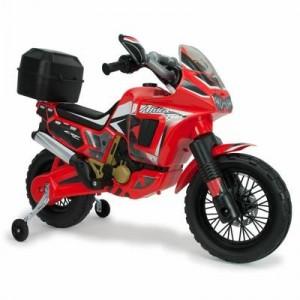 Moto électrique 6 V Africa Twin