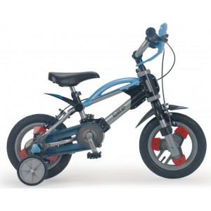 Draisienne Vélo Elite 12 pouces avec roulettes de stabilisation