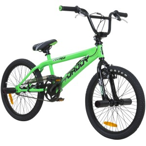 BMX 20 pouces Rooster Big Daddy Spoked vert