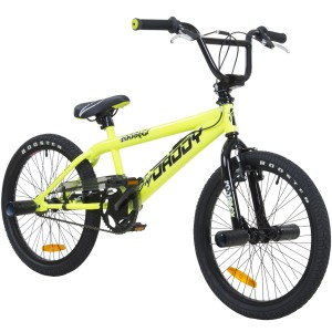BMX 20 pouces Rooster Big Daddy Spoked jaune