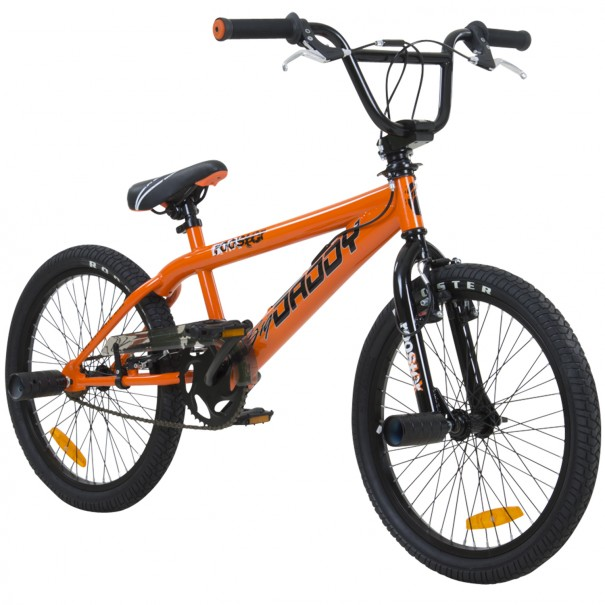 BMX 20 pouces Rooster Big Daddy Spoked orange