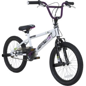BMX 18 pouces Rooster Radical Big Daddy Spoked blanc