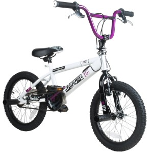 BMX 16 pouces Rooster Radical Big Daddy Spoked blanc