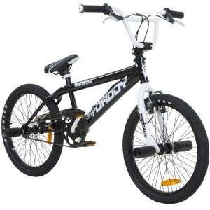 BMX 20 pouces Rooster Big Daddy Spoked noir