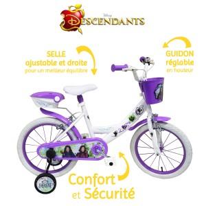 Vélo DESCENDANTS 16 pouces