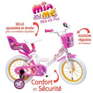 Vélo MIA ET MOI 16 pouces