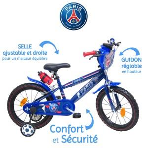 Vélo PARIS SAINT-GERMAIN 16 pouces