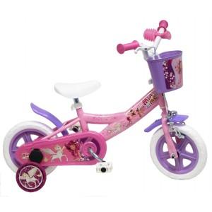 Vélo enfant Fille Mia et Moi - 10 pouces (1/3 ans) - Coloris Rose