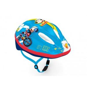 """Casque de vélo garçon Mickey - 3/7 ans - Coloris Bleu - (""""Distributeur Officiel"""")"""