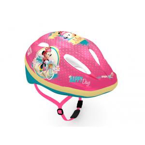 """Casque de vélo fille Minnie (3/7 ans) - Coloris rose - (""""Distributeur Officiel"""")"""