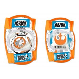"""Set de genouillères et coudières Star Wars Doride (3/10 ans) - (""""Distributeur Officiel"""")"""