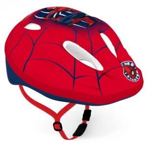 """Casque de vélo garçon Spiderman - 4/10 ans - (""""Distributeur Officiel"""")"""