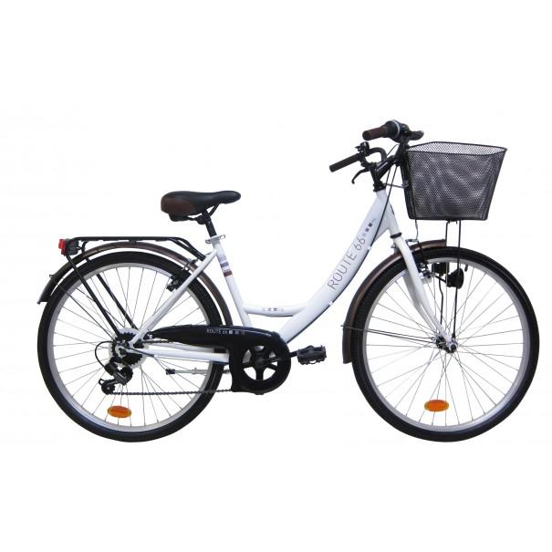 Vélo Route 66 28 pouces - modèle City