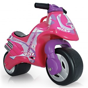 Porteur moto Neox Foot to Floor fille