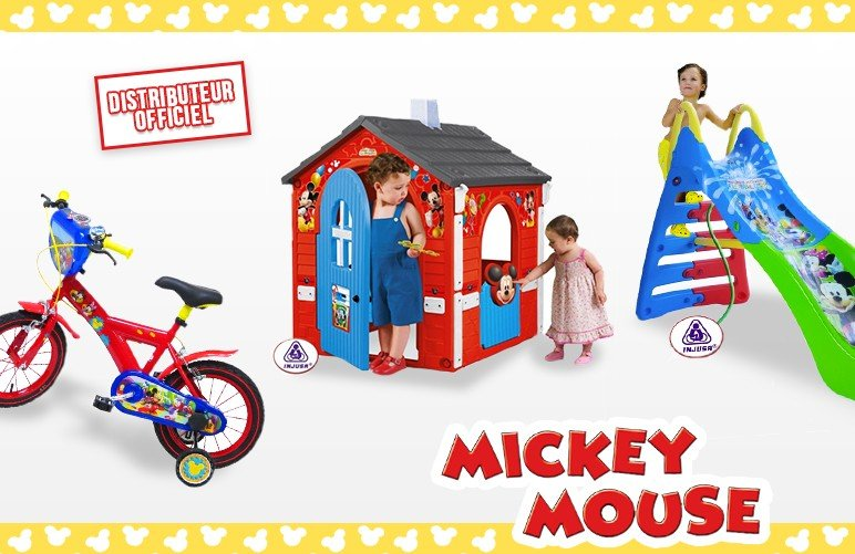 produits mickey Minnie