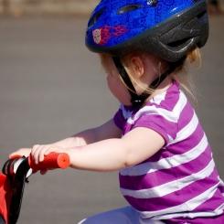 Les accessoires de protection pour enfant, est-ce vraiment utile à vélo ?