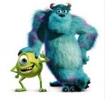 Rencontre avec... Bob et Sulli de Monstres et Cie !