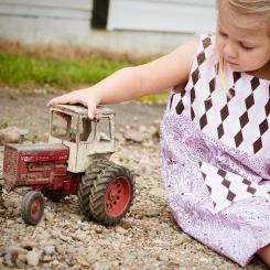 Offrir un quad ou une trimoto à une petite fille, pourquoi pas ?