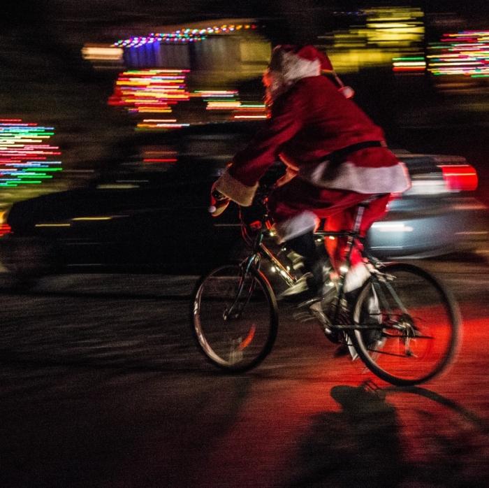 Offrir un vélo à Noël, pourquoi pas ?