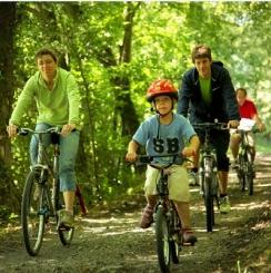 Comment préparer ma première randonnée à vélo avec mon enfant
