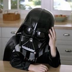 Papa, maman, moi aussi je veux être un Jedi !