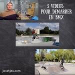 3 vidéos pour démarrer en BMX