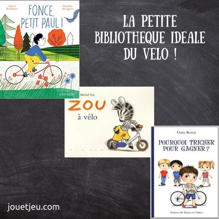 La petite bibliothèque du vélo #2