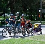 3 destinations pour des vacances en famille et à vélo !