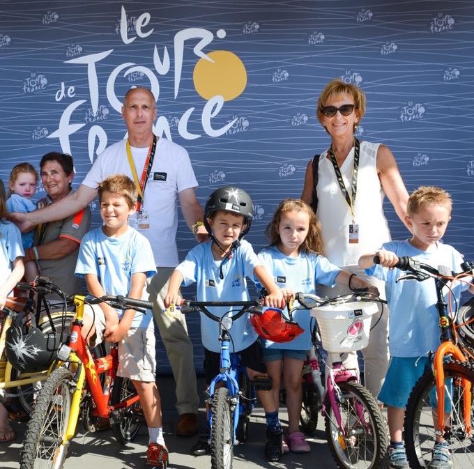 Le Tour de France expliqué aux enfants